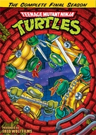 """Teenage Mutant Ninja Turtles"" - DVD cover (xs thumbnail)"