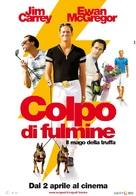I Love You Phillip Morris - Italian Movie Poster (xs thumbnail)