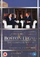 """Boston Legal"" - British DVD cover (xs thumbnail)"