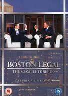 """Boston Legal"" - British DVD movie cover (xs thumbnail)"