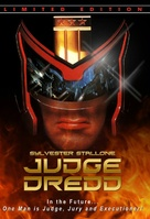 Judge Dredd - DVD cover (xs thumbnail)