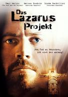 The Lazarus Project - Swiss DVD cover (xs thumbnail)