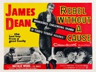 Rebel Without a Cause - British Movie Poster (xs thumbnail)