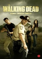 """""""The Walking Dead"""" - Spanish DVD movie cover (xs thumbnail)"""