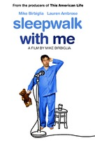 Sleepwalk with Me - DVD cover (xs thumbnail)