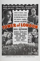 Tower of London - Movie Poster (xs thumbnail)