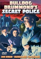 Bulldog Drummond's Secret Police - DVD cover (xs thumbnail)