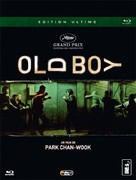 Oldboy - French Blu-Ray movie cover (xs thumbnail)
