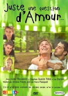 Juste une question d'amour - French Movie Cover (xs thumbnail)