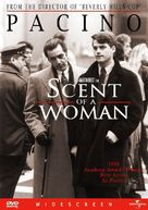 Scent of a Woman - DVD movie cover (xs thumbnail)