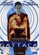 Gattaca - French Movie Poster (xs thumbnail)