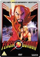 Flash Gordon - British Movie Cover (xs thumbnail)