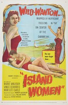 Island Women - Movie Poster (xs thumbnail)