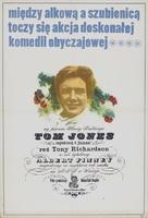Tom Jones - Polish Movie Poster (xs thumbnail)