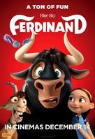 The Story of Ferdinand - Australian Movie Poster (xs thumbnail)