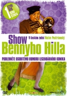 """""""The Benny Hill Show"""" - Czech DVD movie cover (xs thumbnail)"""