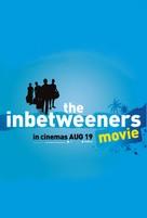 The Inbetweeners Movie - British Movie Poster (xs thumbnail)