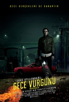 Nightcrawler - Turkish Movie Poster (xs thumbnail)