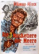 Moschettieri del mare, I - Austrian Movie Poster (xs thumbnail)