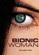 """Bionic Woman"" - DVD movie cover (xs thumbnail)"