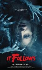 It Follows - Malaysian Movie Poster (xs thumbnail)