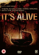 It's Alive - British Movie Cover (xs thumbnail)