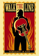 Walk The Line - German Teaser poster (xs thumbnail)