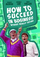 How to Succeed in Business Without Really Trying - British DVD movie cover (xs thumbnail)