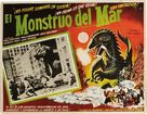The Beast from 20,000 Fathoms - Mexican poster (xs thumbnail)