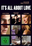 It's All About Love - German Movie Cover (xs thumbnail)