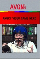 """""""The Angry Video Game Nerd"""" - DVD movie cover (xs thumbnail)"""
