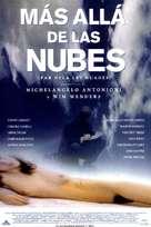 Al di là delle nuvole - Spanish Movie Poster (xs thumbnail)