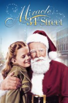 Miracle on 34th Street - Movie Cover (xs thumbnail)