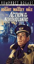 Action in the North Atlantic - VHS movie cover (xs thumbnail)