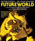 Futureworld - Blu-Ray movie cover (xs thumbnail)