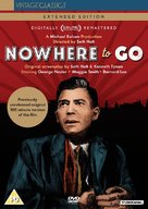 Nowhere to Go - British DVD cover (xs thumbnail)