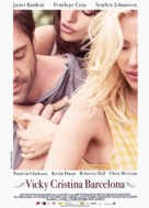 Vicky Cristina Barcelona - Spanish Movie Poster (xs thumbnail)