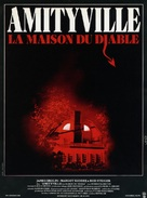 The Amityville Horror - French Movie Poster (xs thumbnail)