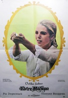 Elvira Madigan - Yugoslav Movie Poster (xs thumbnail)