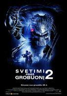 AVPR: Aliens vs Predator - Requiem - Lithuanian Movie Poster (xs thumbnail)