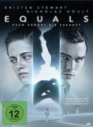Equals - German DVD movie cover (xs thumbnail)