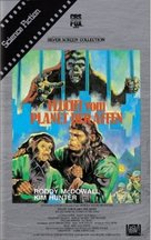 Escape from the Planet of the Apes - German Movie Cover (xs thumbnail)