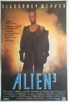 Alien 3 - Turkish Movie Poster (xs thumbnail)