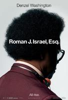 Roman J Israel, Esq. - Teaser movie poster (xs thumbnail)
