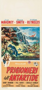 The Land Unknown - Italian Movie Poster (xs thumbnail)