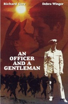 An Officer and a Gentleman - DVD cover (xs thumbnail)
