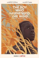 The Boy Who Harnessed the Wind - Movie Poster (xs thumbnail)