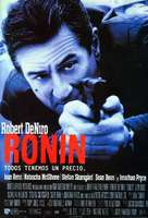 Ronin - Spanish Movie Poster (xs thumbnail)