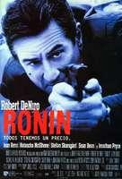 Ronin - Spanish Movie Poster (xs thumbnail)