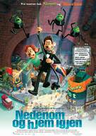 Flushed Away - Norwegian Movie Poster (xs thumbnail)